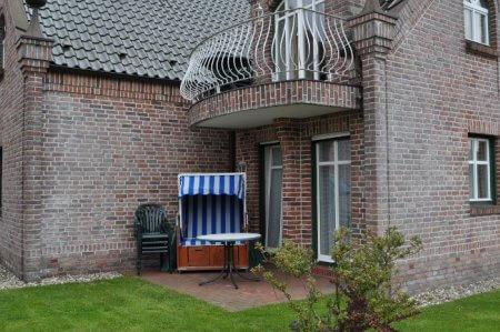 Gästehaus Martina - Terrasse 1