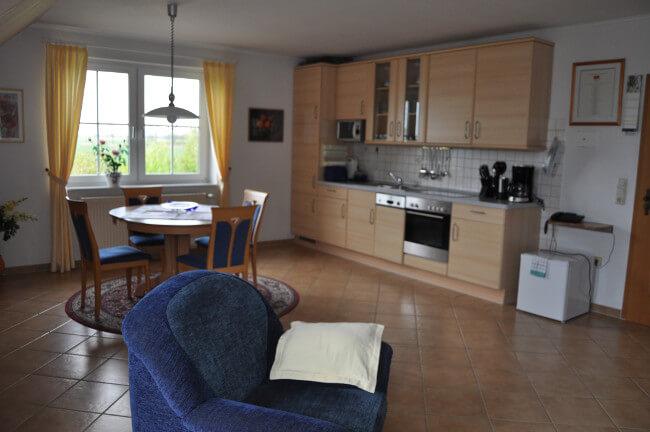 Wohnung Köln - Küchenzeile 1