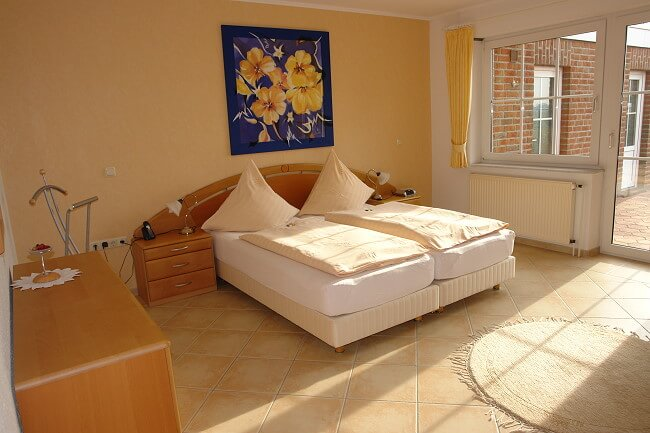 Wohnung Bonn - Schlafzimmer 2