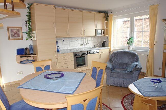 Wohnung Essen - Küche-Essbereich 1