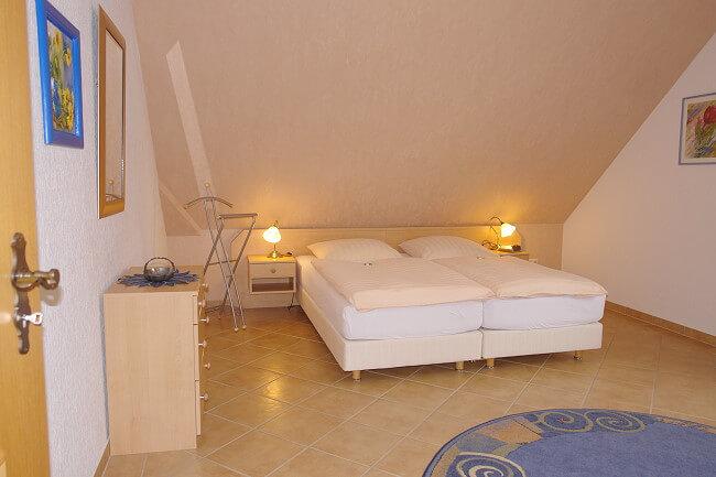 Wohnung Essen - Schlafzimmer 1