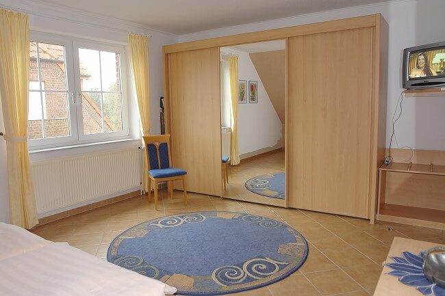 Wohnung Essen - Schlafzimmer 2