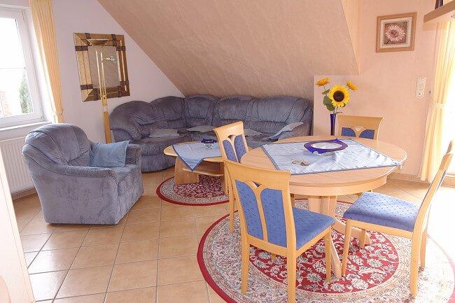 Wohnung Essen - Wohn-Essbereich 1