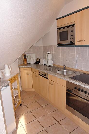 Wohnung Horumersiel - Küche 1