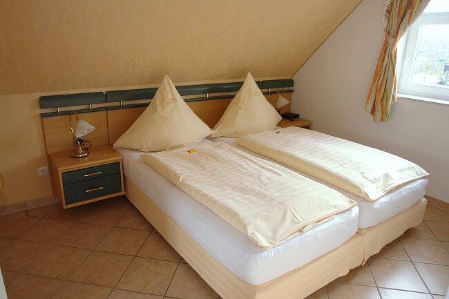 Wohnung Horumersiel - Schlafzimmer 1