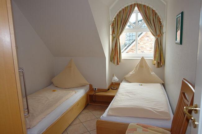 Wohnung Horumersiel - 2. Schlafzimmer 1