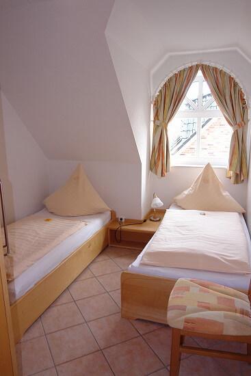Wohnung Horumersiel - 2. Schlafzimmer 2