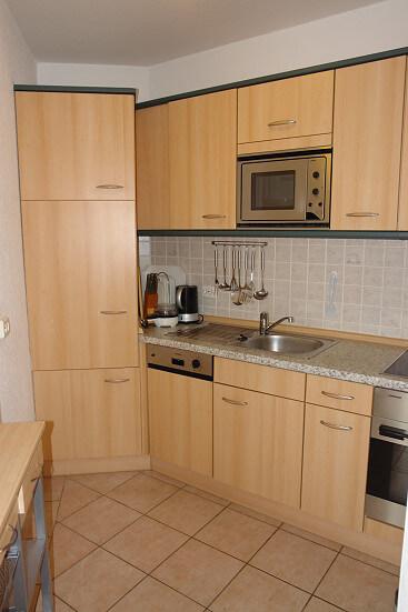 Wohnung Jever - Küche 1