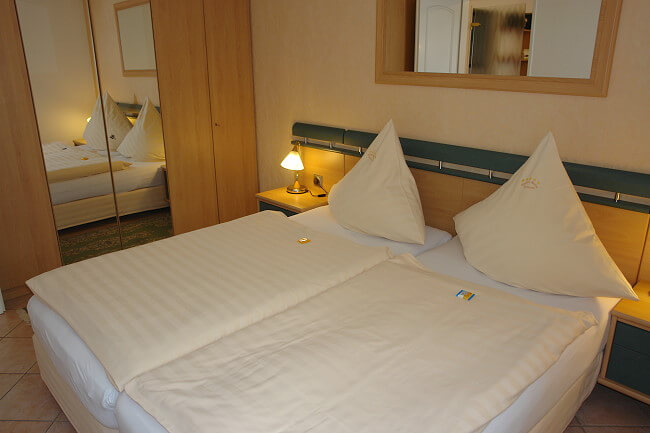 Wohnung Jever - Schlafzimmer 1