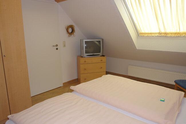 Wohnung Köln - Schlafzimmer 4 | Gästehaus Martina & Diana
