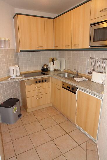 Wohnung Norderney - Küche 1