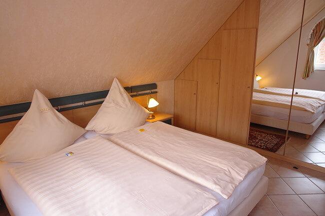 Wohnung Norderney - Schlafzimmer 2