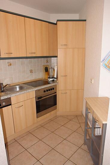 Wohnung Schillig - Küche 1