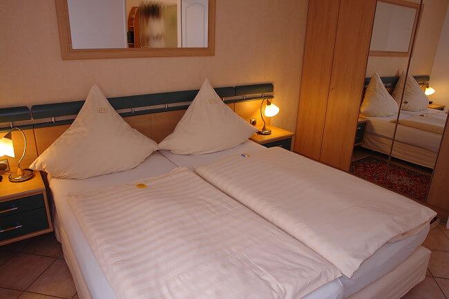 Wohnung Schillig - Schlafzimmer 1