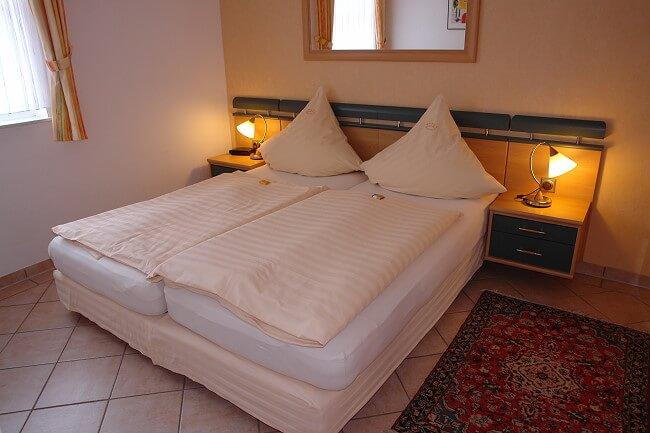 Wohnung Schillig - Schlafzimmer 2
