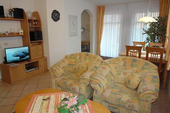 Wohnung Schillig - Wohnbereich 1