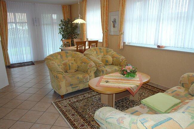 Wohnung Schillig - Wohnbereich 2
