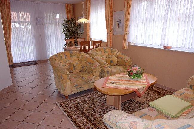 Wohnung Schillig - Wohnbereich 3