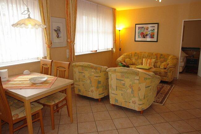 Wohnung Schillig - Wohnbereich 4