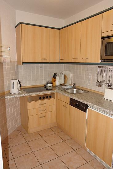 Wohnung Wangerooge - Küche 1
