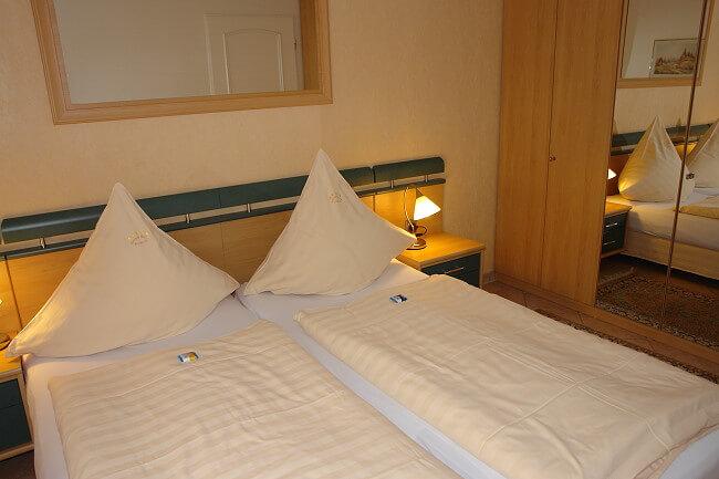 Wohnung Wangerooge - Schlafzimmer 1