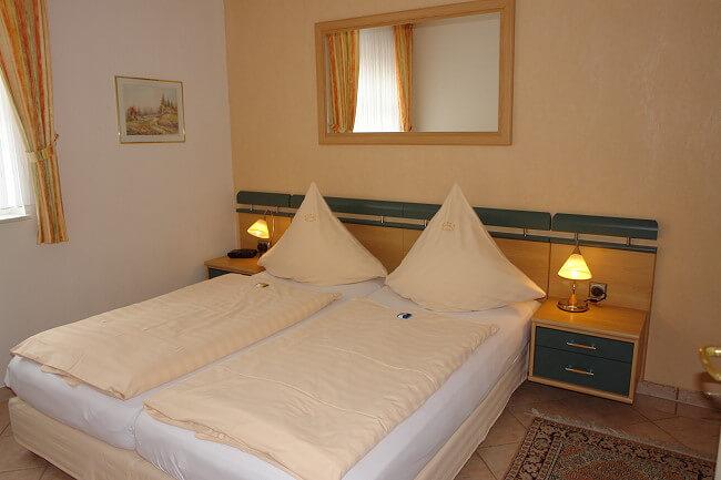 Wohnung Wangerooge - Schlafzimmer 2