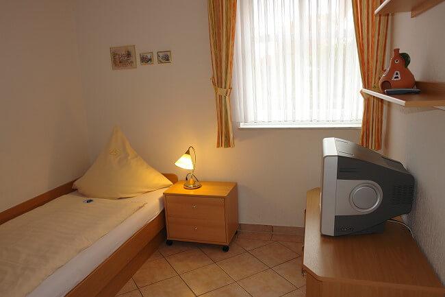Wohnung Wangerooge - 2. Schlafzimmer 2