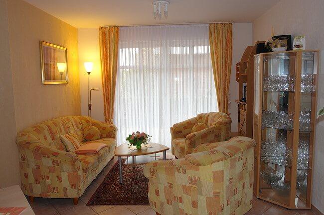 Wohnung Wangerooge - Wohnbereich 2