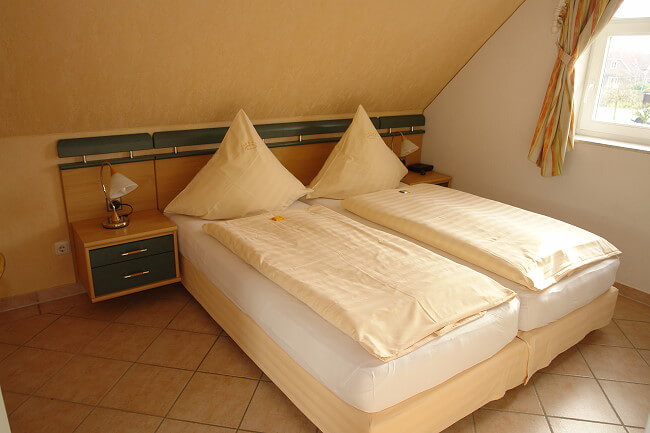 Wohnung Wittmund - Schlafzimmer 1
