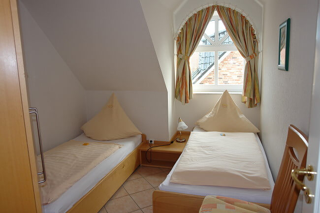 Wohnung Wittmund - 2. Schlafzimmer 1