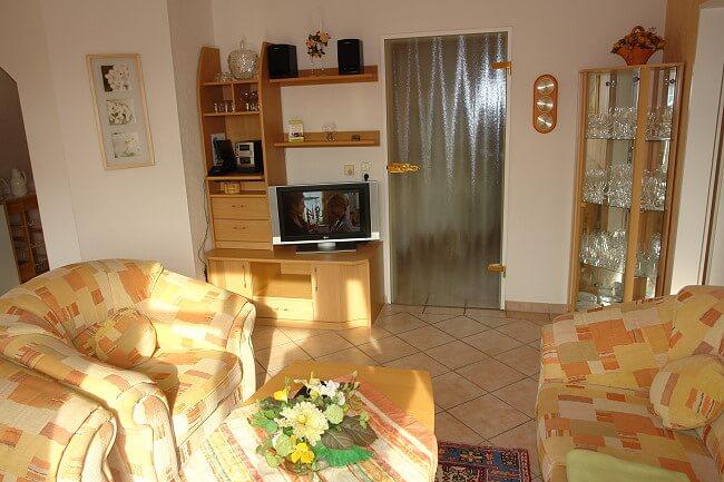Wohnung Wittmund - Wohnbereich 3